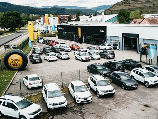 Renault Guebwiller devient le Garage du Florival